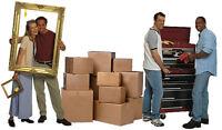 On cherche les chauffeurs-déménageurs (classe 5) et déménageurs