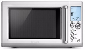 Breville Stainless Steel 1.2 Cu Ft Microwave