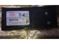Spare Security Radio Batteries for MOTOROLA GP300