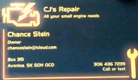 Mobile Small Engine Repair and Tune Up