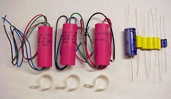 Ef Johnson Ranger 1 & 2 Capacitor Replacement Kit