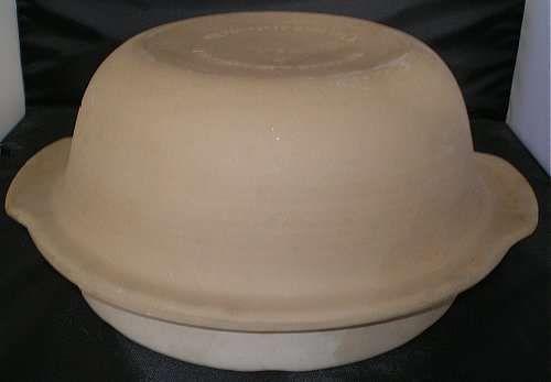 Stone Baking Dish : Pampered chef stoneware baking dish ebay