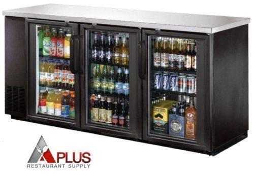 Back Bar Refrigerator Ebay