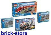 Lego City Bahnhof