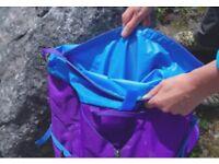 NEW large Tatonka Glacier Point 40 rucksack /backpack