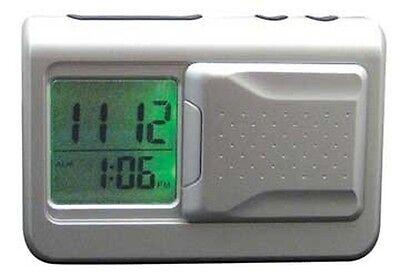 Shake N Lite Vibrating Travel Alarm Clock