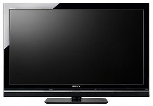 Working flat screen television