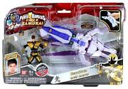 Power Rangers Samurai Gold