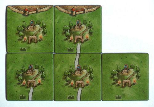 Carcassonne big box 5 rules for dating 5