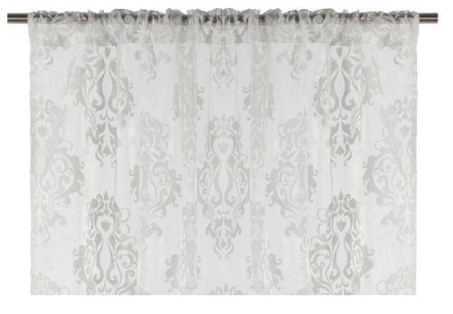 Sheer Voile Curtains Pelmets Ebay