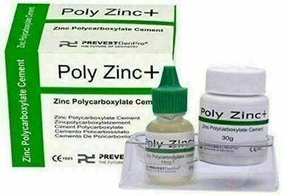 Prevest Denpro Poly Zinc Zinc Polycarboxylate Cement Dental Cement