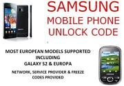 Mobile Phone Unlocking Codes