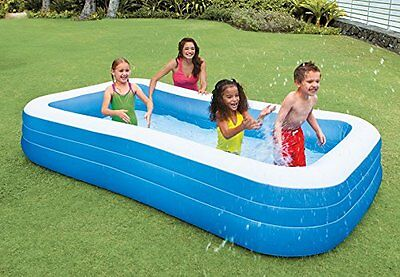 Intex-Large-Inflatable-Family-Swimming-Pool-Center-Water-Kids-Play  Intex-Large