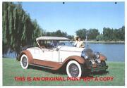 Packard Car Parts