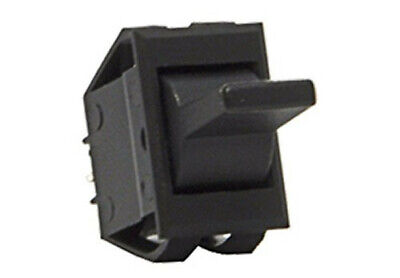 Carling Spdt Togglerocker Paddle Switch Momentary On-off-on - Lot Of 5