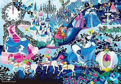1000 piece jigsaw puzzle Pure White Horaguchikayo Brilliant Colors Cinderel