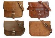 Damen Handtasche Vintage Braun