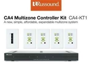 Multi Room Sound controller Russound Ca4kt1