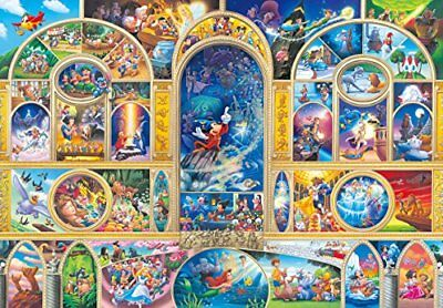 Puzzle TENYO Japan Disney puzzle All Characters Dream 1000 Piece D-1000-269 SB