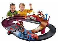Fisher price disney cars 2 shake and go racing track Rrp £65 only £25!