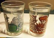Welch's Jelly Glasses