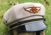 Harley Davidson Captains Hat
