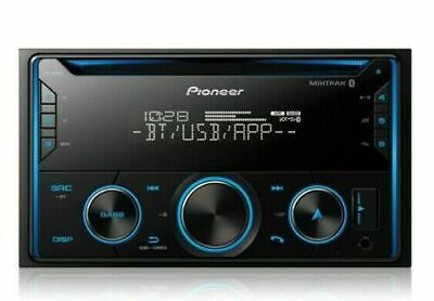 NEW Pioneer FH-S520BT 2-DIN Bluetooth Car Stereo CD Player Receiver with USB AUX