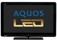 Sharp Aqous LC32LE210E 32-inch Widescreen HD Ready 1080p LCD TV Television