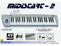 Midstart 2 pro key keyboard