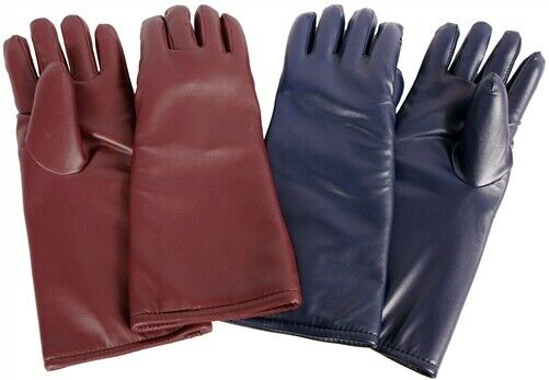 X-Ray Gloves With Liner, Pair, 0.5mm, Vinyl 15""
