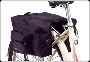 CYCLE  DOUBLE PANNIER BIKE BAGS PANIER BAG SET  BRAND NEW