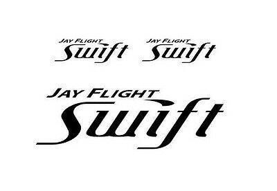 JAY FLIGHT SWIFT JAYCO RV TRAILER CAMPER DECALS STICKERS SJ8