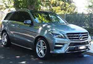2013 Mercedes-Benz ML Wagon **12 MONTH WARRANTY**
