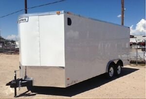 Cargo Trailer - Lease or Finance from $337/mo*