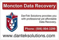 Moncton Data Recovery: Professional, Local & Affordable