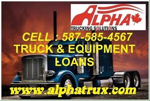 TRUCK AND EQUIPMENT $250+ LOANS AND ZERO DOWN