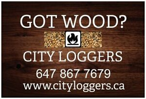Cottage Country Firewood Sale Lake Simcoe Area
