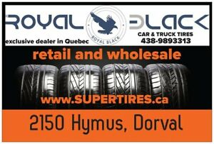 NEW TIRES 245/45/20 - 520$ txin 4tires ** 2150 Hymus, Dorval **