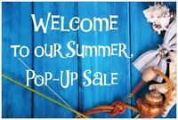 Summer Pop-Up Sale