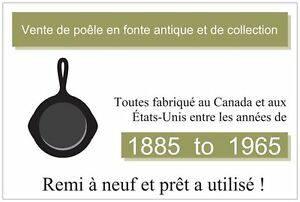 VENTE DE POELE EN FONTE ANTIQUE ET DE COLLECTION !