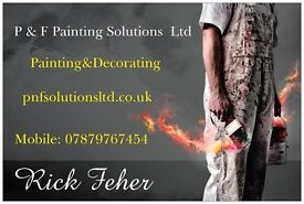 Painting & Decorating Ltd ( Book now, and You will get special 20% Discount)