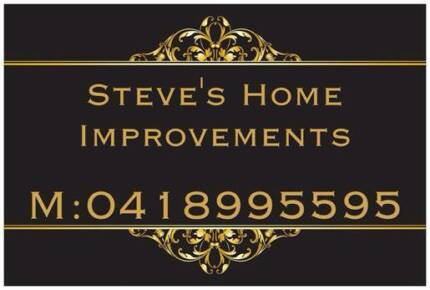 Steve's Home Improvements