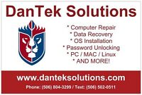 DanTek Solutions: Total Care Computer Repair!