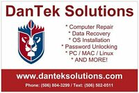 DanTek Solutions: $40.00 Total Care Computer Repair!