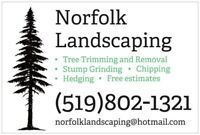 NORFOLK LANDSCAPING