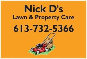 Nick D's Lawn and Property care