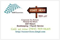 It's never too late to get your tax done call today