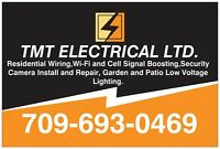 Affordable Electrical Work Provided By TMT Electrical Ltd