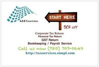 Corporate and personal tax service call today