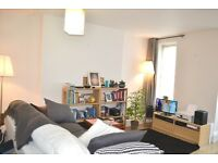 Lovely one bedroom flat, bright well styled living space and a wonderful decked rear garden.